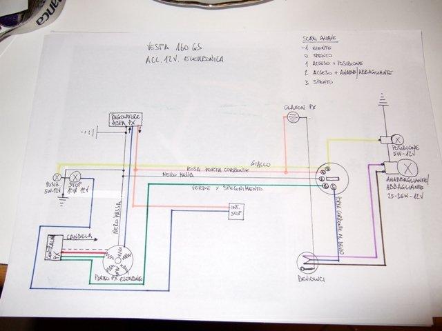 Schema Elettrico Due Deviatori : Doppio comando per accendere due lampade distinte fai da te