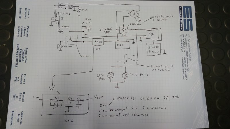 Schema Elettrico Regolatore Di Tensione Ducati : Impianto elettrico vespa bobine statori e candele vespa